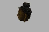 Голова будды  третья  2