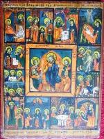 Воскресение Христово- Сошествие во ад с Двунадесятыми праздниками (1)