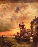Венеция, 62х50-1